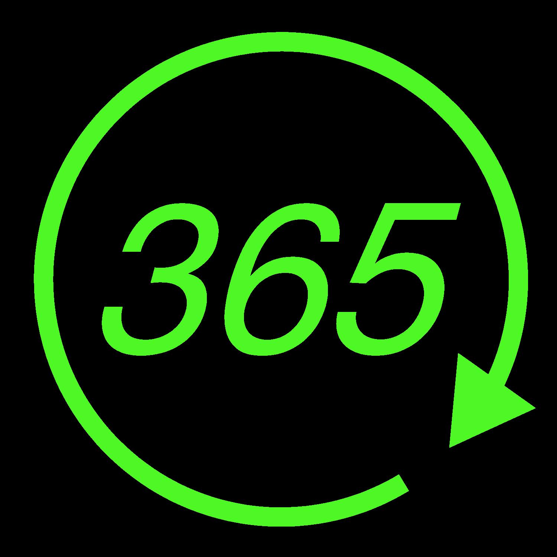 Copy of Copy of 365 logo